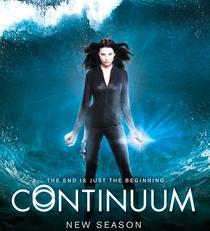 Continuum (3ª Temporada) - Poster / Capa / Cartaz - Oficial 2