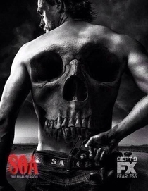 Sons of Anarchy (7ª Temporada) - Poster / Capa / Cartaz - Oficial 2