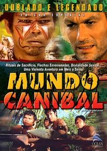 Mundo Canibal - Poster / Capa / Cartaz - Oficial 2