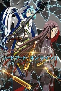 Sword Art Online (2ª Temporada) - Poster / Capa / Cartaz - Oficial 4
