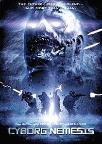 Cyborg Nemesis  - Poster / Capa / Cartaz - Oficial 1