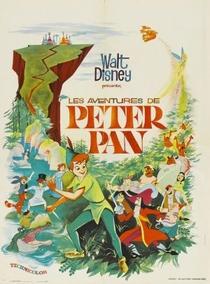 Peter Pan - Poster / Capa / Cartaz - Oficial 3