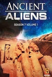 Alienígenas Do Passado (7ª Temporada) - Poster / Capa / Cartaz - Oficial 1