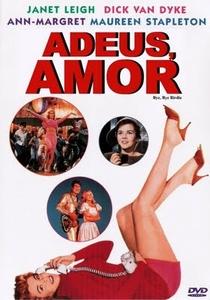 Adeus Amor - Poster / Capa / Cartaz - Oficial 2