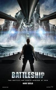 Battleship - A Batalha dos Mares - Poster / Capa / Cartaz - Oficial 1