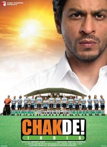 Chak De! India - Poster / Capa / Cartaz - Oficial 1