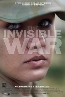 A Guerra Invisível - Poster / Capa / Cartaz - Oficial 1