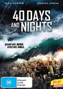 40 Dias e Noites - Poster / Capa / Cartaz - Oficial 2