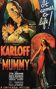 A Múmia - Poster / Capa / Cartaz - Oficial 4