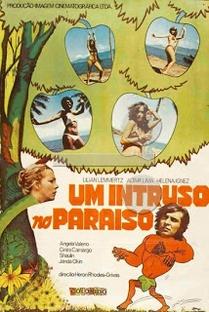 Um Intruso no Paraíso - Poster / Capa / Cartaz - Oficial 1