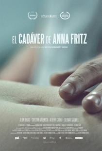 O Cadáver de Anna Fritz - Poster / Capa / Cartaz - Oficial 1