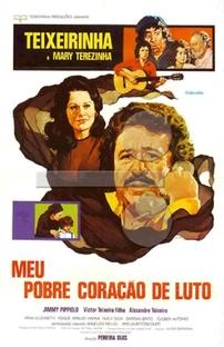Meu Pobre Coração de Luto - Poster / Capa / Cartaz - Oficial 1