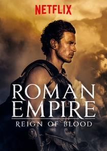 Império Romano: Império de Sangue (1ª Temporada) - Poster / Capa / Cartaz - Oficial 1