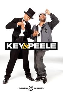 Key and Peele (2ª Temporada) - Poster / Capa / Cartaz - Oficial 1