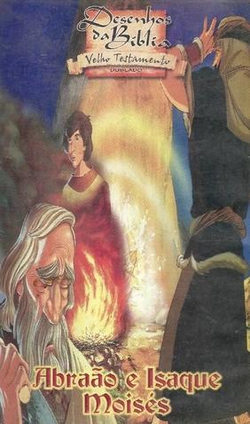 Desenhos Da Biblia Velho Testamento Abraao E Isaque Moises