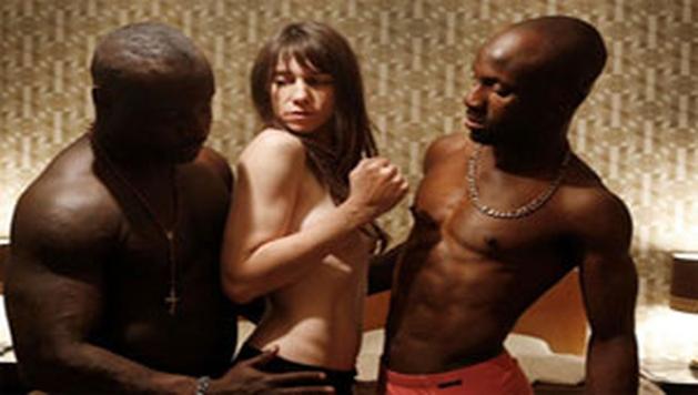 Charlotte Gainsbourg em imagem de Nymphomaniac