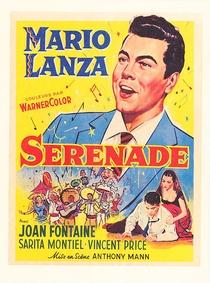 Serenata - Poster / Capa / Cartaz - Oficial 1