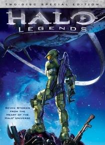 Halo Legends - Poster / Capa / Cartaz - Oficial 1