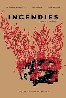 Incêndios - Poster / Capa / Cartaz - Oficial 10