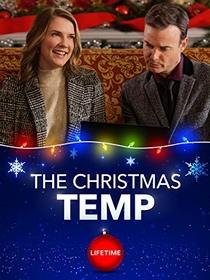 The Christmas Temp - Poster / Capa / Cartaz - Oficial 1