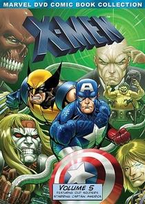 X-Men: A Série Animada (5ª Temporada) - Poster / Capa / Cartaz - Oficial 1