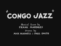 Congo Jazz - Poster / Capa / Cartaz - Oficial 1