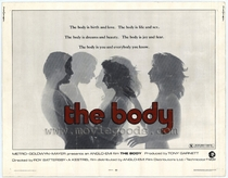 The Body - Poster / Capa / Cartaz - Oficial 1