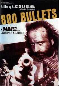 800 Balas - Poster / Capa / Cartaz - Oficial 6