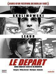 Le Départ - Poster / Capa / Cartaz - Oficial 2