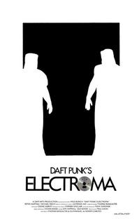 Electroma - Poster / Capa / Cartaz - Oficial 1