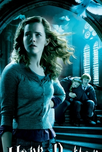 Harry Potter e o Enigma do Príncipe - Poster / Capa / Cartaz - Oficial 38