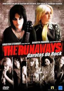 The Runaways - Garotas do Rock - Poster / Capa / Cartaz - Oficial 7