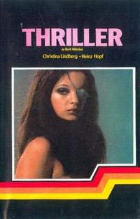 Thriller - Um Filme Cruel - Poster / Capa / Cartaz - Oficial 4