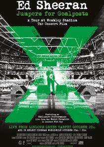 Ed Sheeran: Jumpers For Goalposts - Poster / Capa / Cartaz - Oficial 1