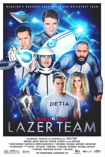 Lazer Team - Poster / Capa / Cartaz - Oficial 2