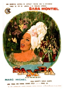 Samba - Poster / Capa / Cartaz - Oficial 1