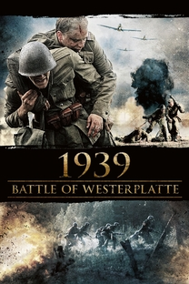 1939: Battle of Westerplatte - Poster / Capa / Cartaz - Oficial 1