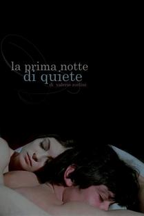 A Primeira Noite de Tranquilidade - Poster / Capa / Cartaz - Oficial 1