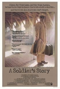A História de Um Soldado - Poster / Capa / Cartaz - Oficial 4