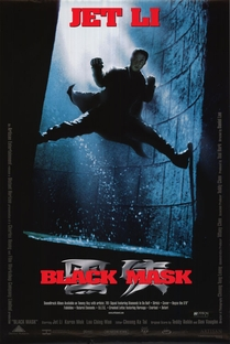 Máscara Negra - Poster / Capa / Cartaz - Oficial 7