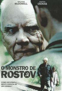 O Monstro de Rostov - Poster / Capa / Cartaz - Oficial 3