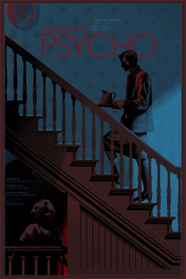 Psicose - Poster / Capa / Cartaz - Oficial 14