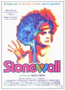 Stonewall - A Luta Pelo Direito de Amar - Poster / Capa / Cartaz - Oficial 1