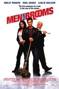 Homens com Vassouras - Poster / Capa / Cartaz - Oficial 1