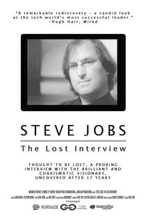 Steve Jobs: a entrevista perdida - Poster / Capa / Cartaz - Oficial 1
