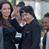 CINEMA | Angelina Jolie fala como foi trabalhar com seu filho - Sons of Series
