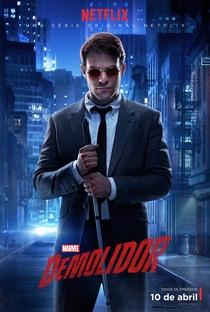 Demolidor (1ª Temporada) - Poster / Capa / Cartaz - Oficial 6