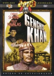 Genghis Khan - Poster / Capa / Cartaz - Oficial 5
