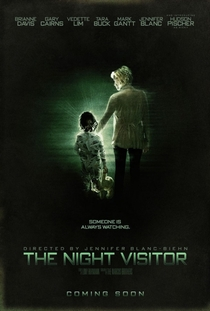 The Night Visitor - Poster / Capa / Cartaz - Oficial 1