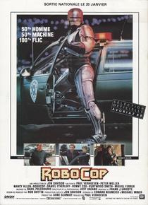 RoboCop - O Policial do Futuro - Poster / Capa / Cartaz - Oficial 7